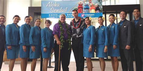 Flight Attendant Hawaii by Hawaiian Airlines Flights Tips For Flying With Hawaiian Invitations Ideas
