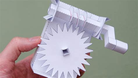 How To Make Paper Gears - worm gear model nearly done rob ives