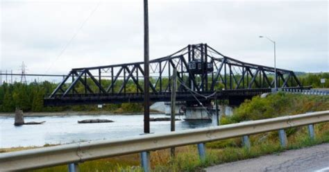 manitoulin swing bridge things to do on manitoulin island manitoulin island
