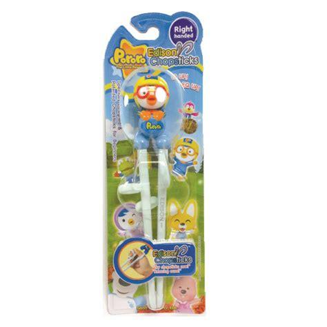 Edison Chopsticks Sumpit Anak Pororo ap edison chopsticks pororo allplus