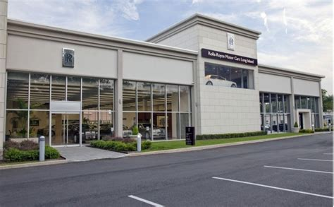 rolls royce dealership rolls royce s largest north american dealership opens on