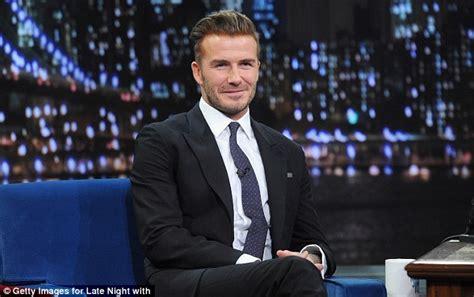Beckham Wednesday by David Beckham Set To Confirm Miami Mls Franchise On