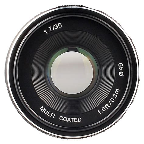 Lensa Meike 35mm F1 7 Aps C For Fuji Free Lenspen Lp1 Kenko Pro 1 Uv meike mk 35mm f1 7 e mount lens info