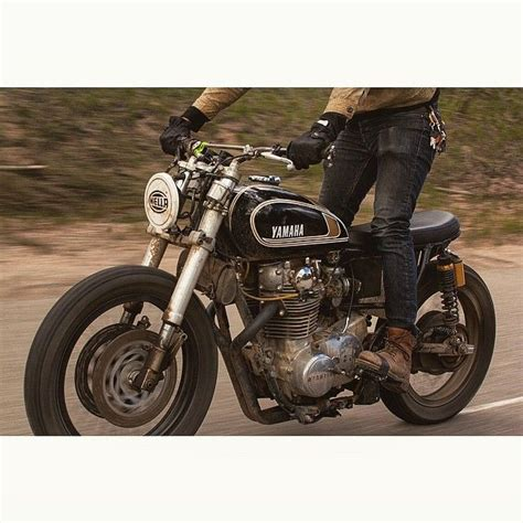 Motorrad Xs650 by Xs650 Scrambler Yamaha Bratstyled Pinterest