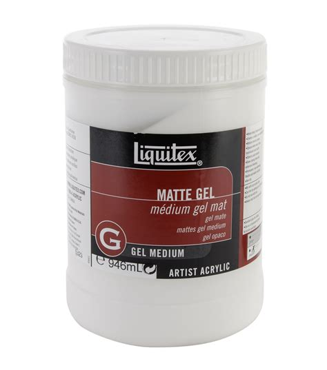 matt gel liquitex matte gel medium 32 ounces jo