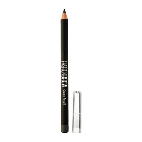 Maybelline Fashion Brow Pencil Grey maybelline new york fashion brow pencil gray 0 78g omgtricks