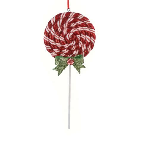 giant lollipop ornament christmas and city