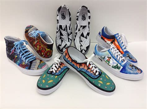 vans design contest winners vans custom culture contest top 50 semifinalists include