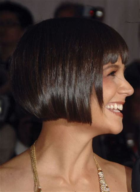 how to cut a katie holmes bob celebrity clothing celeb katie holmes hair bob