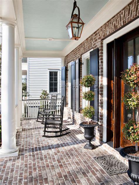 brick front porch ideas pictures remodel  decor