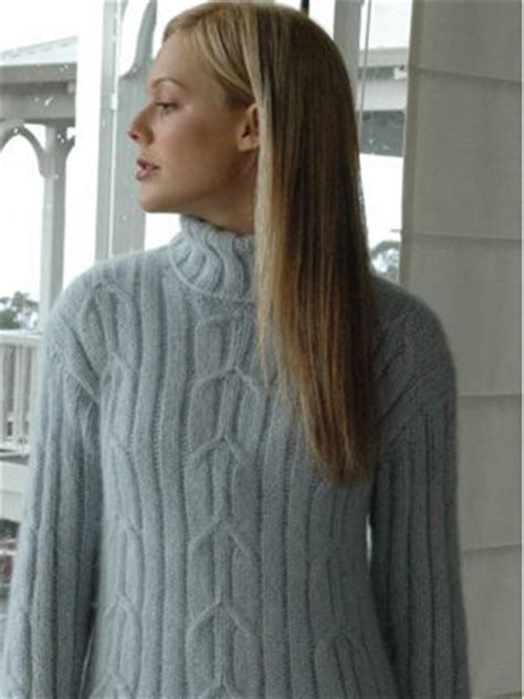 cable knit turtleneck sweater pattern tunic cable turtleneck sweater knitting pattern