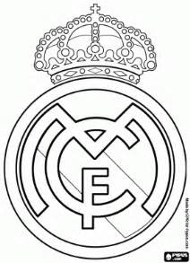Real Madrid Logo Coloring Pages free coloring pages of barcelona badge