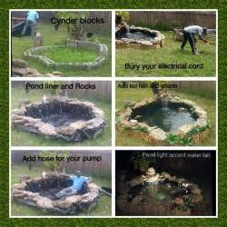 How To Make A Fish Pond In Your Backyard by Koi Pond Steps To Building A Koi Pond Lawn Amp Garden