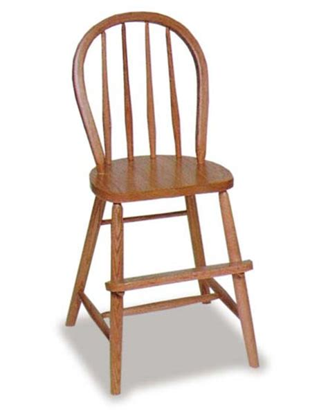 amish bow back youth chair amish dining room furniture