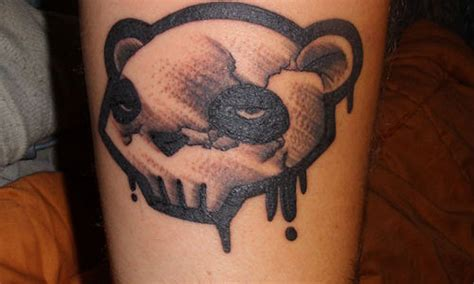 panda tattoo for man 35 cool tattoos for guys you should see today creativefan