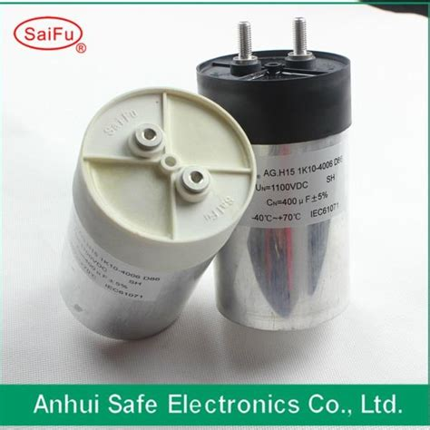 capacitor high filter high voltage dc filter capacitor 400uf 1100vdc for power electronics saifu china manufacturer