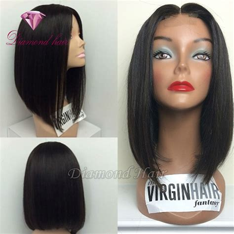 pretty bobs hairstyle hair style baby hair lace wigs human hair 7a hot charming short bob cut wigs with baby hair glueless