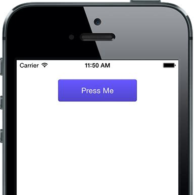 tutorial xcode iphone app create a uibutton in code with objective c super easy apps