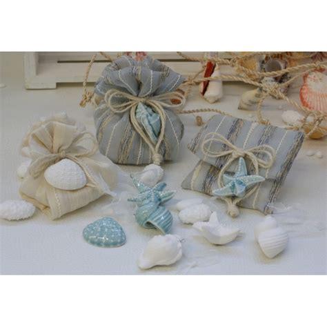 vasi con conchiglie conchiglie porcellana avorio con appendino in 3 modelli