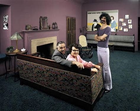 Frank Zappa Log Cabin by Laurel David Mcgowan Birth Of The Hippie
