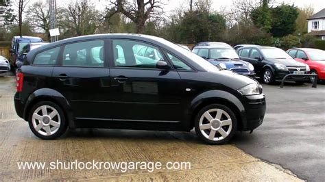 Audi A2 For Sale by Audi A2 1 4 Se 5 Door Hatchback Audi A2 For Sale Youtube