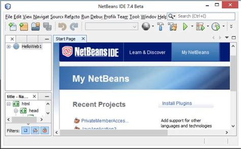 design html page in netbeans how to create jsp web page in netbeans ide 7 4 using