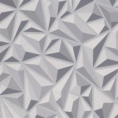 erismann geometric triangle pattern wallpaper  effect
