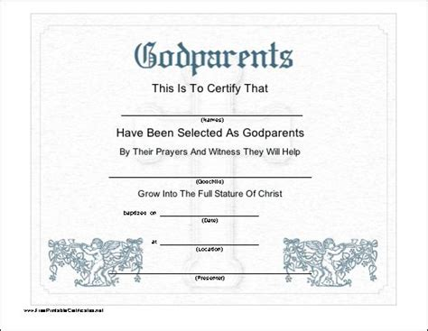 catholic baptism certificate template this printable certificate recognizes the selection of