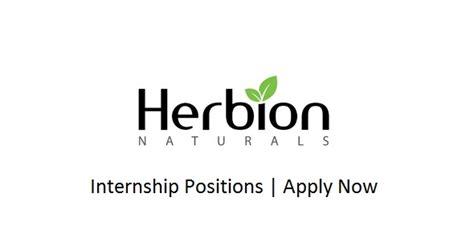 Mba Marketing Internship In Hyderabad by Herbion Pakistan Marketing Internship May 2017