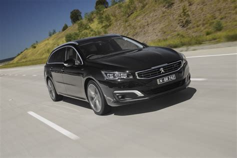 peugeot range 2015 2015 peugeot 508 range goauto our opinion