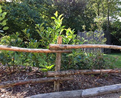 barrieres jardin barri 232 res de jardin en bois