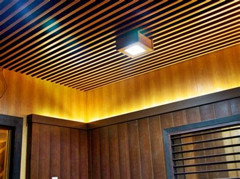 Composite Wood Ceiling by Grm Bio Wood Flooring Decking Malaysia