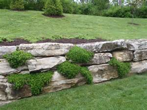 1000 ideas about boulder retaining wall on pinterest