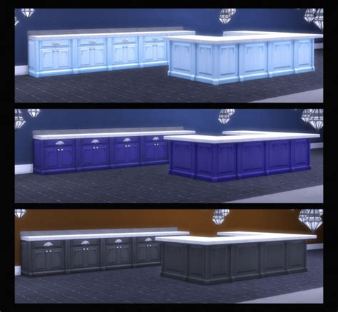 mod the sims the modern victorian mod the sims modern victorian cabinet and counters by