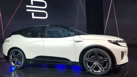 ces  bytons electric suv  replace