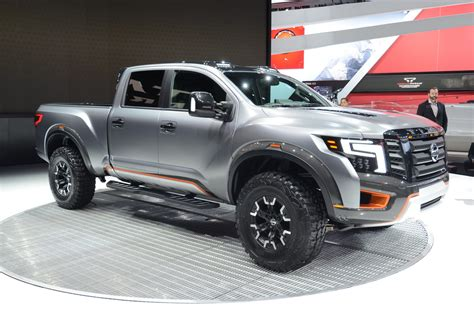nissan truck titan nissan s titan warrior concept is proof we need more baja