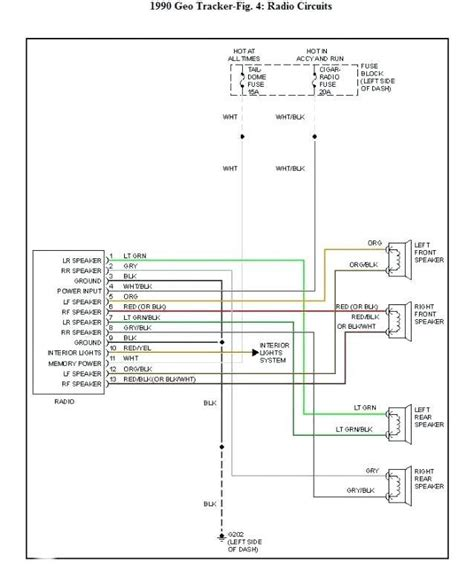 1988 pontiac delco radio wiring wiring diagram with
