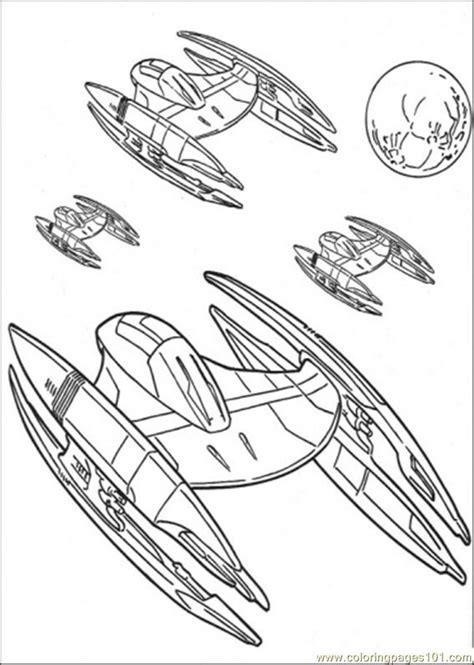 star wars ship 4 coloring page free star wars coloring