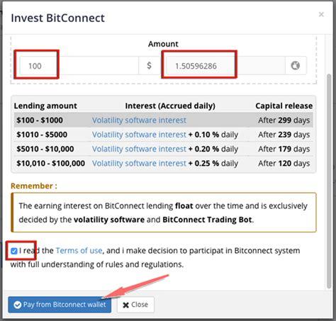 bitconnect payout hướng dẫn mua g 243 i đầu tư bitconnect l 227 i up to 40 th 225 ng