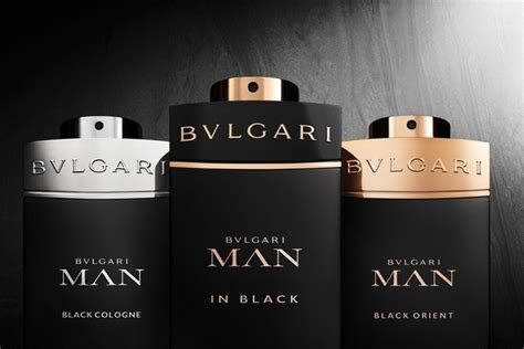 Parfum Bvlgari In Black Original bvlgari black orient new fragrances