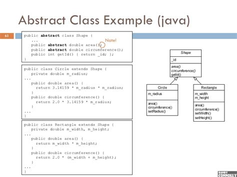 template class in java oo development 4 object concepts