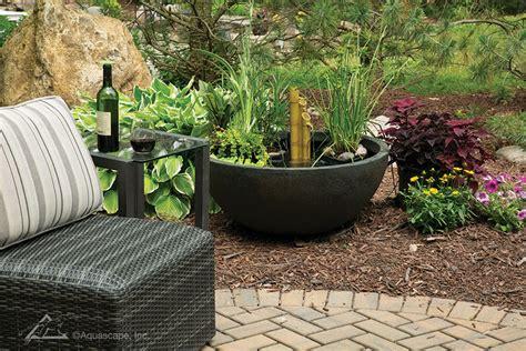 patio water features patio pond water garden outdoor