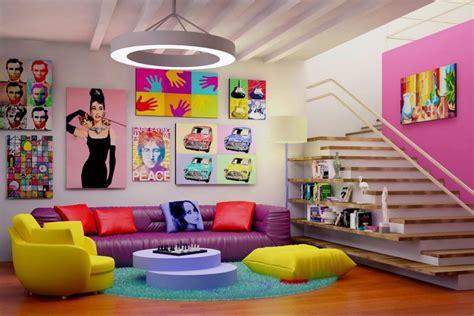 arredamento pop arredare casa come arredare casa in stile pop