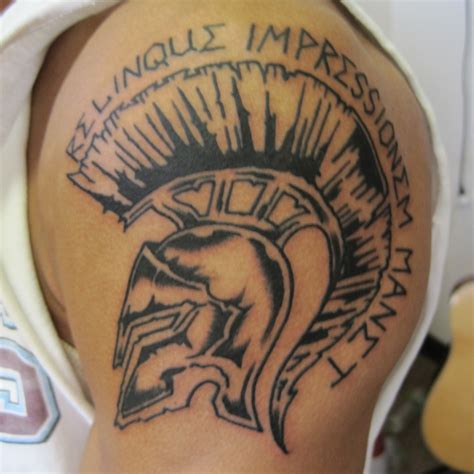greek spartan tattoo designs images designs