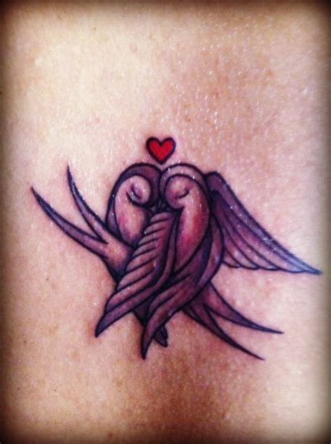 love birds tattoo piercings and tattoos birds