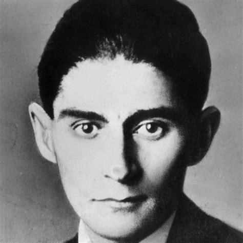 franz kafka author biography