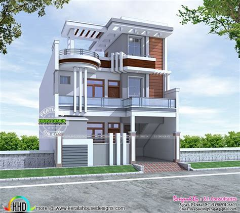 house design of thumb kerala home design and floor plans 2600 sq ft