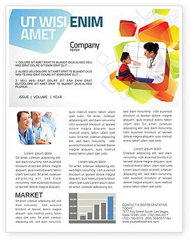 family newsletter templates in microsoft word adobe