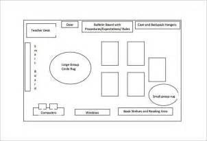 classroom layout template classroom seating chart template 14 exles in pdf