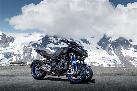 Motorrad Magazin Niken by Yamaha Niken 2018 01 T 214 Ff Magazin